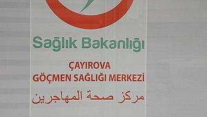 Çayırova'da Göçmen Sağlığı Merkezi açıldı