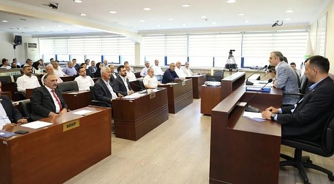 Çayırova'da Haziran meclisi yapıldı