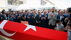 CHP Denizli Milletvekili Kazım Arslan toprağa verildi