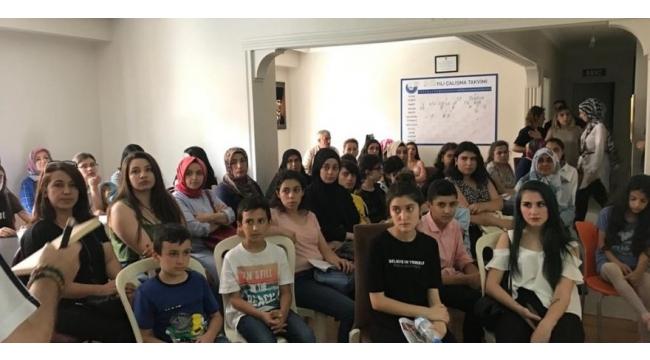 ÇYDD Gebze'de tatil semineri