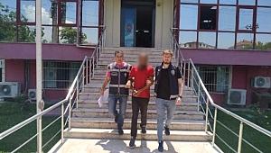 Darıca'da camiden projektör çaldı