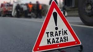 Darıca'da kaza; 4 çocuk yaralı