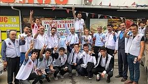 Düzdaban ekibiyle İstanbul için sahada!
