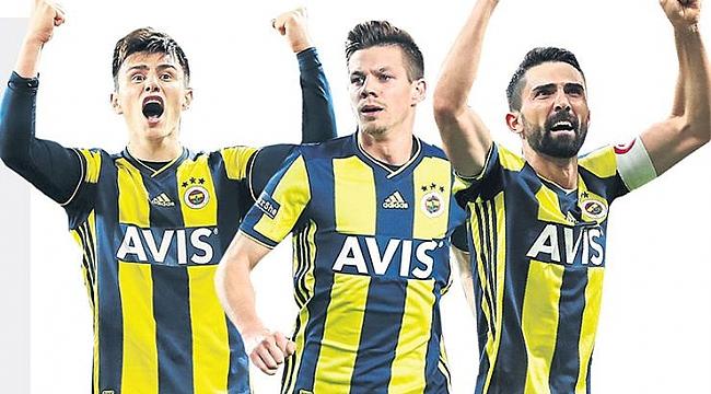 Fenerbahçe'yi Eljif, Hasan Ali ve Zajc  kurtaracak!