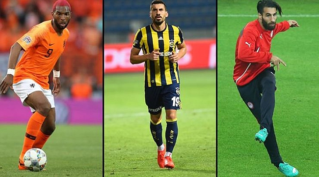 Galatasaray 3 transferi yarın açıklayacak!