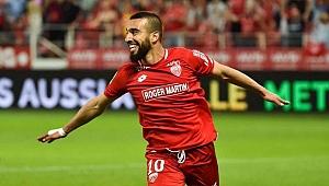 Galatasaray'a Naim Sliti müjdesi! Resmen açıkladı