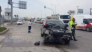 Gebze'de ki kazada bir kişi hayatını kaybetti
