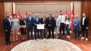 Gebze'deki İmam Hatip'e ek derslik için protokol imzalandı