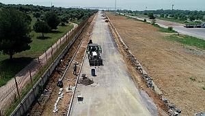 Gebze Fatih - Çayırova istasyon bağlantı yollarında sona doğru