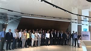 GOSB katılımcıları Bilim İlaç'ta