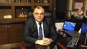 GTO Meclis Başkanı Şerifalioğlu kalp krizi geçirdi