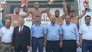Hünkar Çayırı'nda Kağıtspor'a 6 madalya