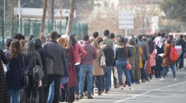 İşsizlik yüzde 14,1 oldu