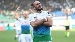 İşte Galatasaray'ın Vedat Muriç teklifi!