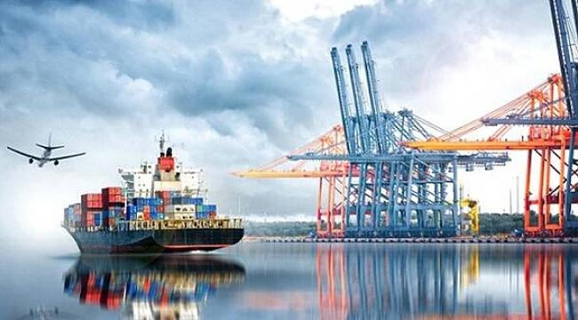 Kocaeli'de ihracat, arttı ithalat azaldı
