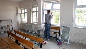 Kocaeli'de okullar tadilata giriyor!