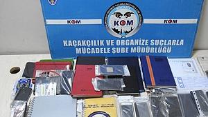 Kocaeli merkezli dev suç örgütüne operasyon: 33 gözaltı