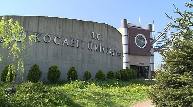 Kocaeli Üniversitesine yeni bölüm geliyor