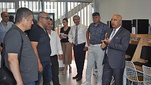 Marmara Bilge Okulları'ndan Fen ve Teknoloji Lisesi