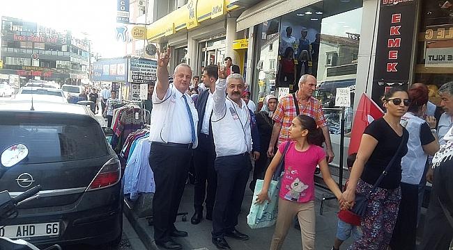 MHP Gebze, İstanbul'a aktı!