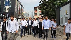 MHP Kocaeli, Yıldırım için destek istiyor