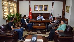 Ardahan Milletvekili Atalay'dan Şayir'e ziyaret