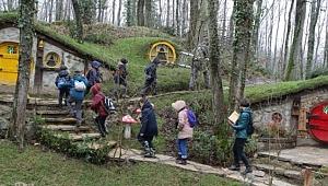 Ormanya'yı bayramda yarım milyon kişi ziyaret etti