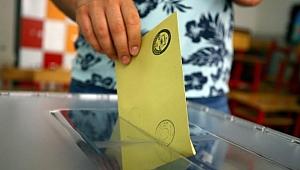 Oy verme işlemi sona erdi