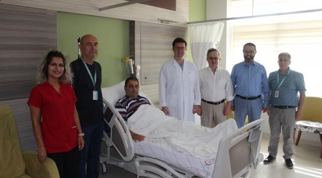 Romanyalı Hasta Şifayı G Fatih Devlette  buldu!