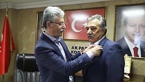 Saadet Partili eski belediye başkanı AK Parti'ye geçti