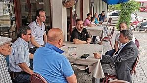 Şayir,Demirciler Köyü'ne konuk oldu