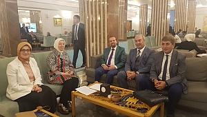 TBMM'ye 'Yeni Yargı Reformu Paketi' için ziyaret