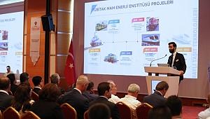 TCDD ve TÜBİTAK Gebze'de demiryollarını konuştu