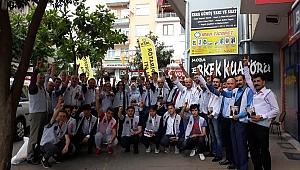 Ünlü ve ekibi İstanbul'da çalışıyor