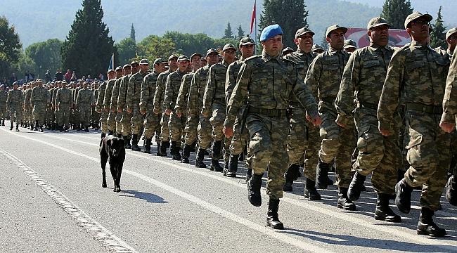 'Yeni askerlik sistemi haftaya yasalaşacak'