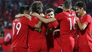 A Milli Futbol Takımı İstanbul'a dönüyor