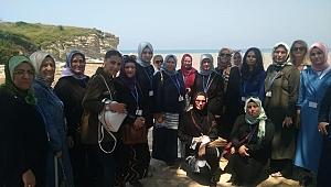 AK Kadın Kocaeli, Düzce'de