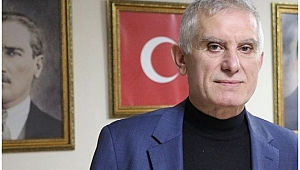 AK Partili eski yöneticinin iş yerinde yangın