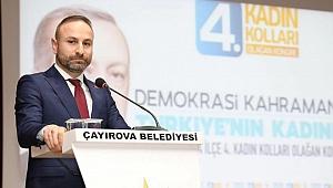 Ali Osman Gür gazetecilerin bayramını kutladı!