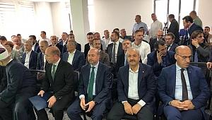 Başkan Büyükgöz Bosna'da