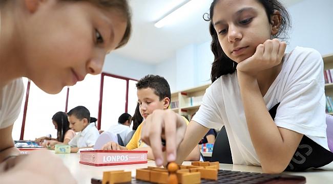Bilgievleri çocukların zeka gelişimi takip ediliyor