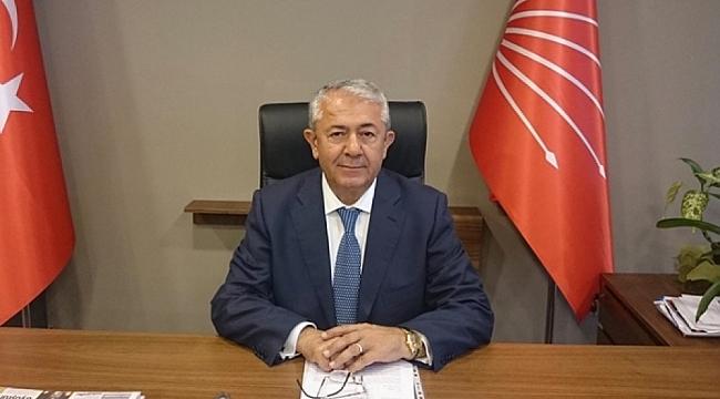 CHP'li Sarıbay'dan 'Başkanlarına' teşekkür!