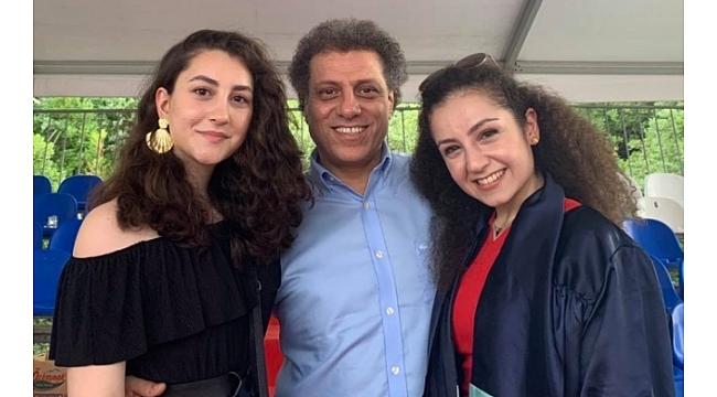 Dr. Hakan Höbek'in Kızı Nazlı, baba mesleğini seçti