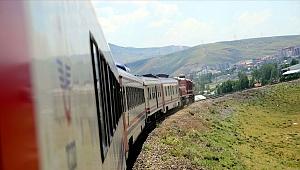 Efsane tren Cuma günü Gebze'de…