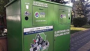 Elektronik atıklar geri dönüşüme kazandırılacak!