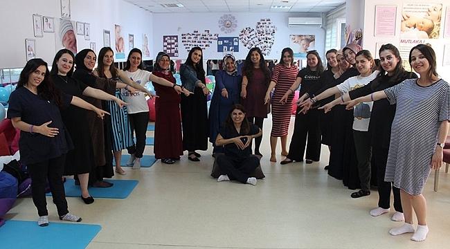 Farabi'de 34 anne adayı mezun oldu