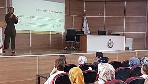 Farabi'de eğitimler devam ediyor