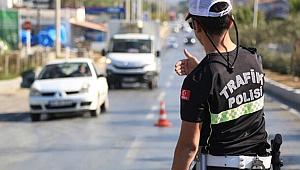 Gebze'de 349 sürücüye ceza yağdı