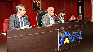 Gebze'de Ağustos Meclisi toplanıyor!