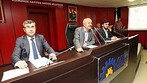 Gebze'de Temmuz Meclisi yapıldı